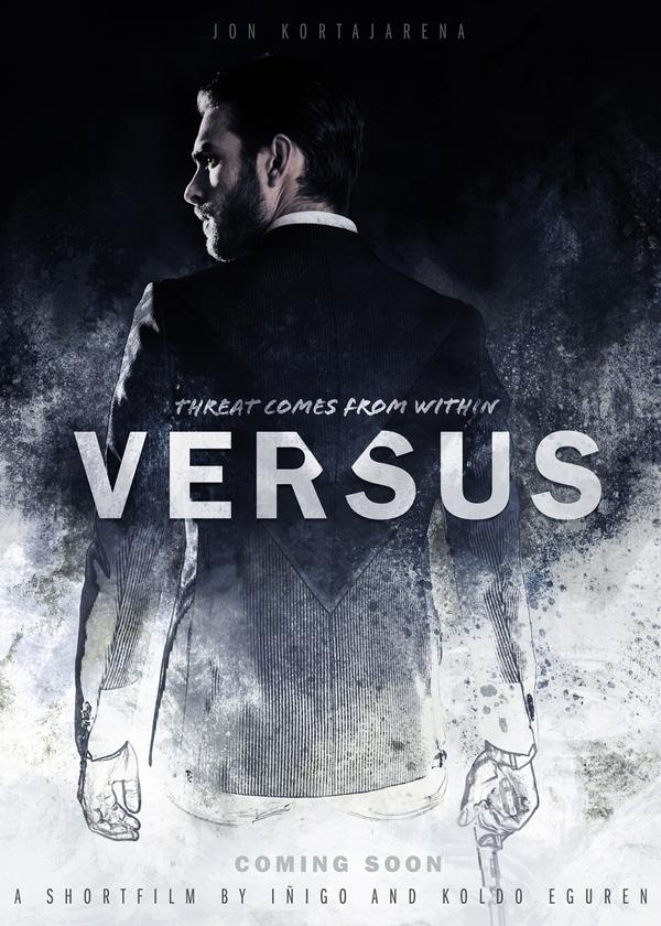 official VERSUS poster - indiegogo.com
