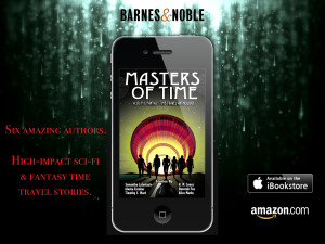 Release Day: Masters of Time