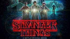 Stranger Things: My First Impression #amwatching