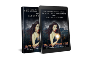 Revelations: The Aria Knight Chronicles #2