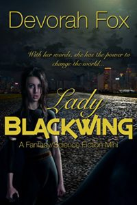 Feature Friday: Lady Blackwing #superheroes #amreading