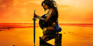 Why a World War was the perfect backdrop for Wonder Woman