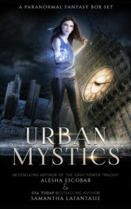 Paranormal Fantasy Book Bundle! Urban Mystics #AmReading